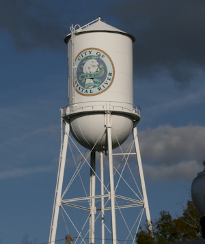 Crystal River Water Tower