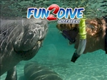 Fun-2-Dive Manatee Tours